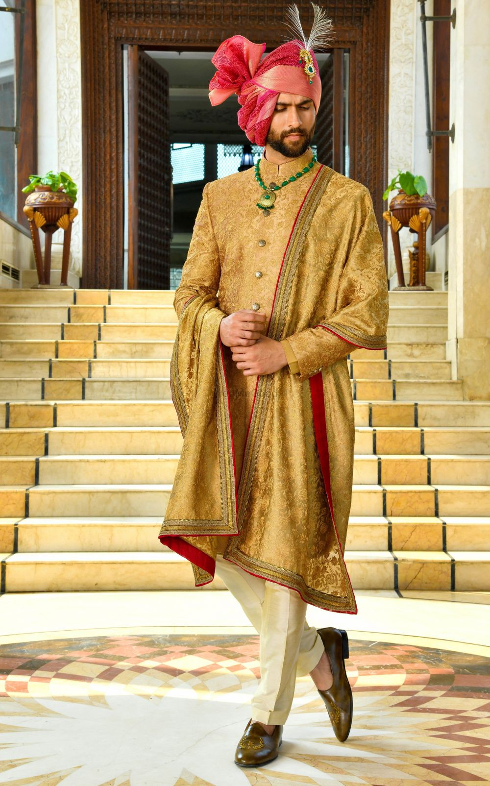 Photo From Sherwani 2020 Collection - By Puneet & Nidhi