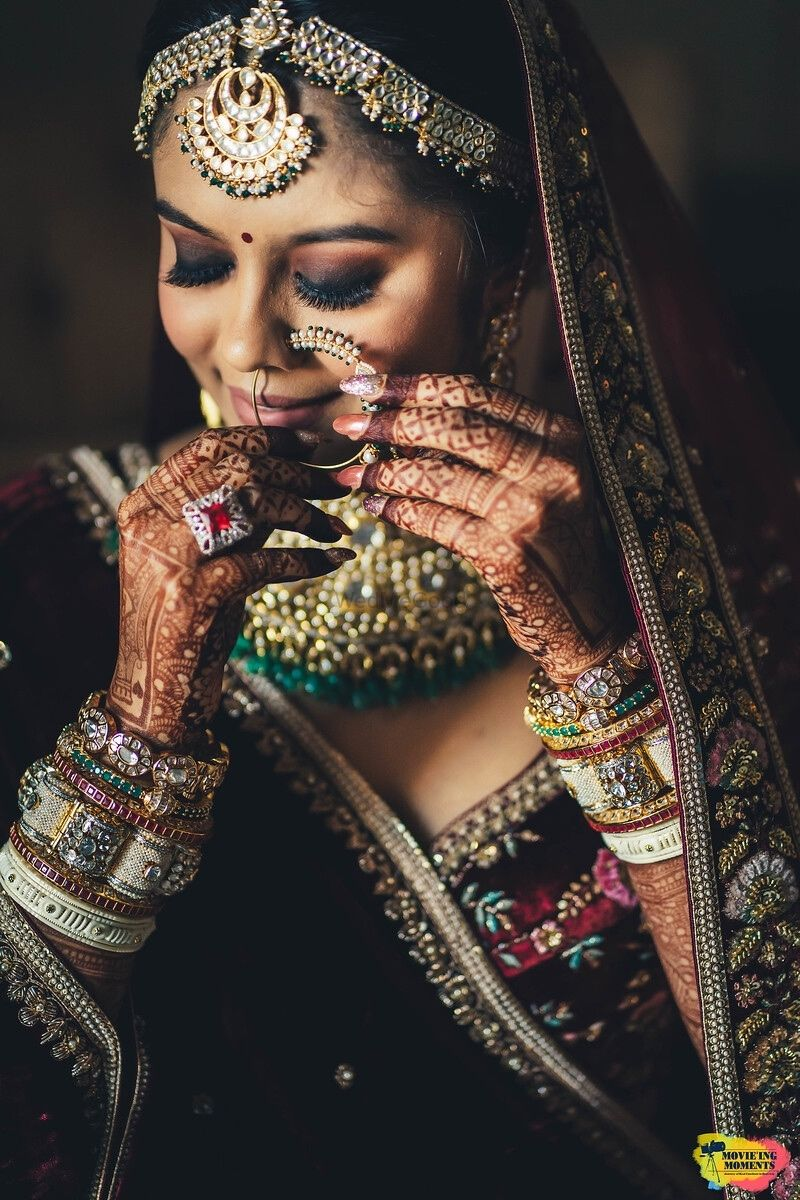 Photo From Bride Nidhi Shah - By Aksha Shah Mehendi Designer