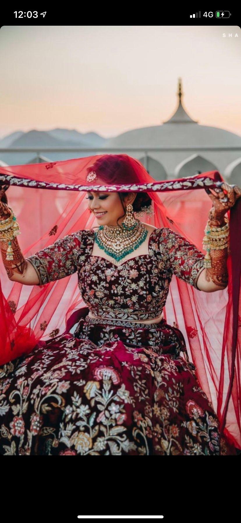 Photo From client Palak Sheth  - By Aksha Shah Mehendi Designer