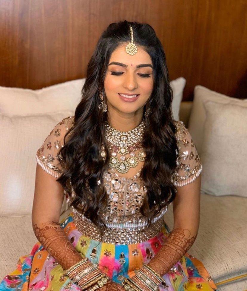 Photo From client Ashna Sipani  - By Aksha Shah Mehendi Designer