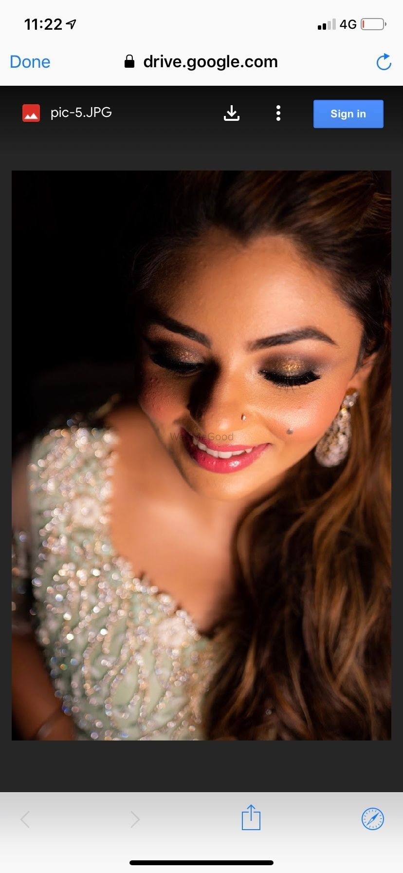 Photo From Bride Sanya Arora  - By Aksha Shah Mehendi Designer