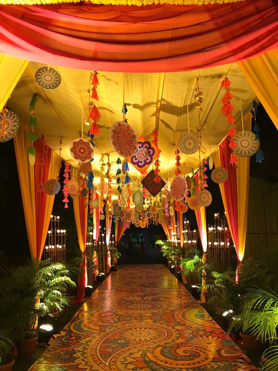 Photo From Secunderabad club's Dandiya Night - By Black Owl Events