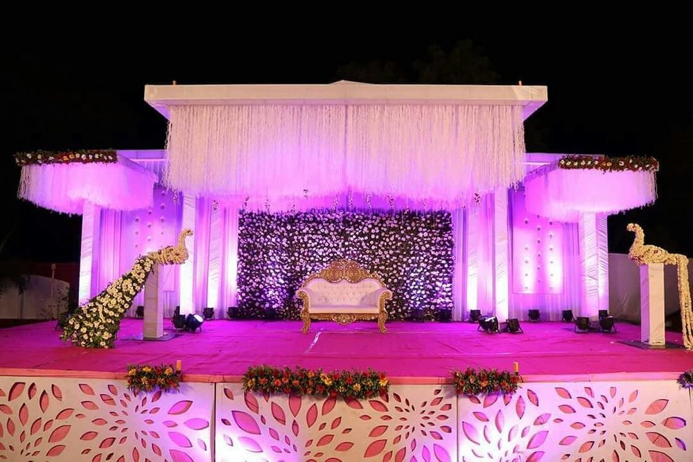 Photo From STAGE DECORATION - By Vaibhav Wedding & Events