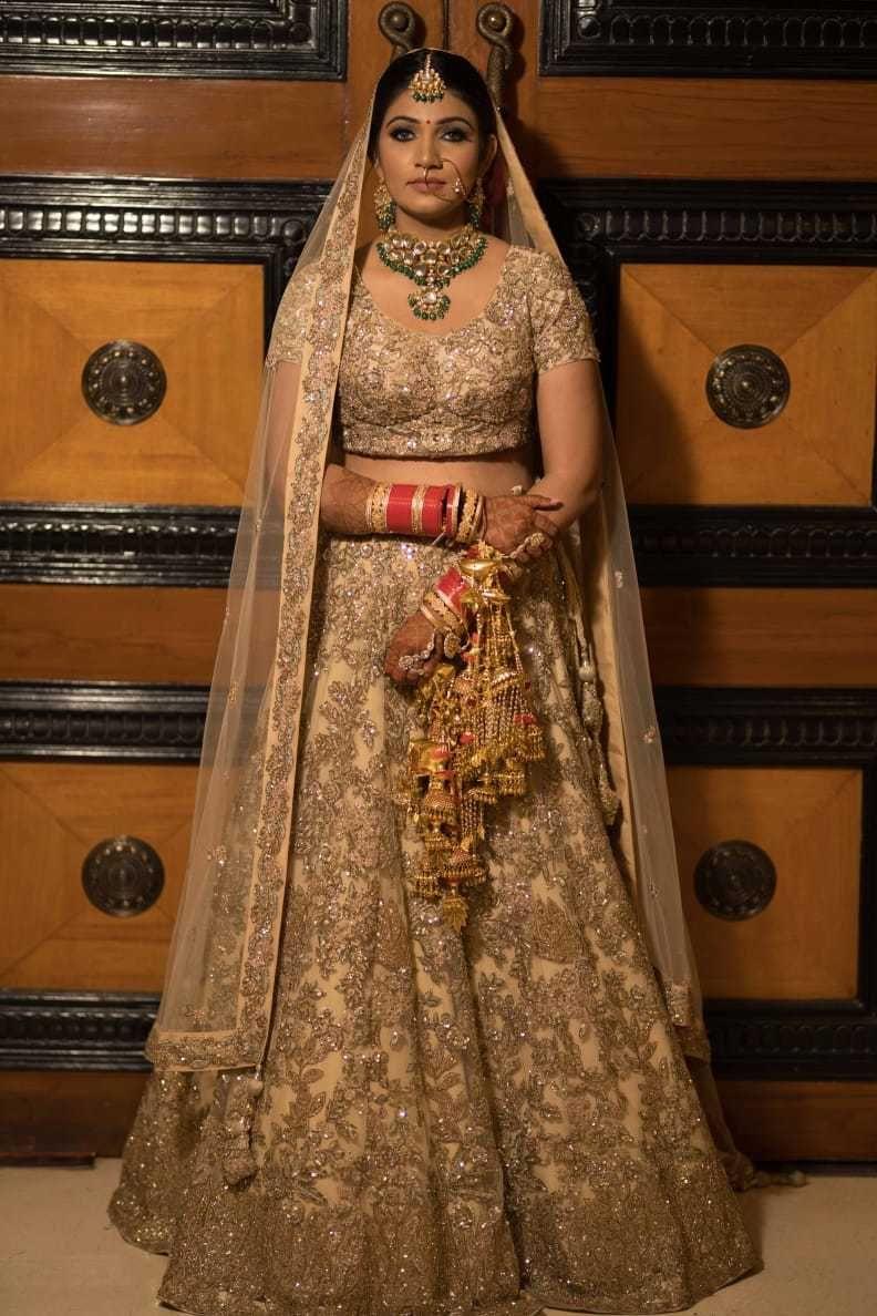 Photo From Prachi weds Nitin #praknit - By Sheetal Dang Gupta Makeup Artistry