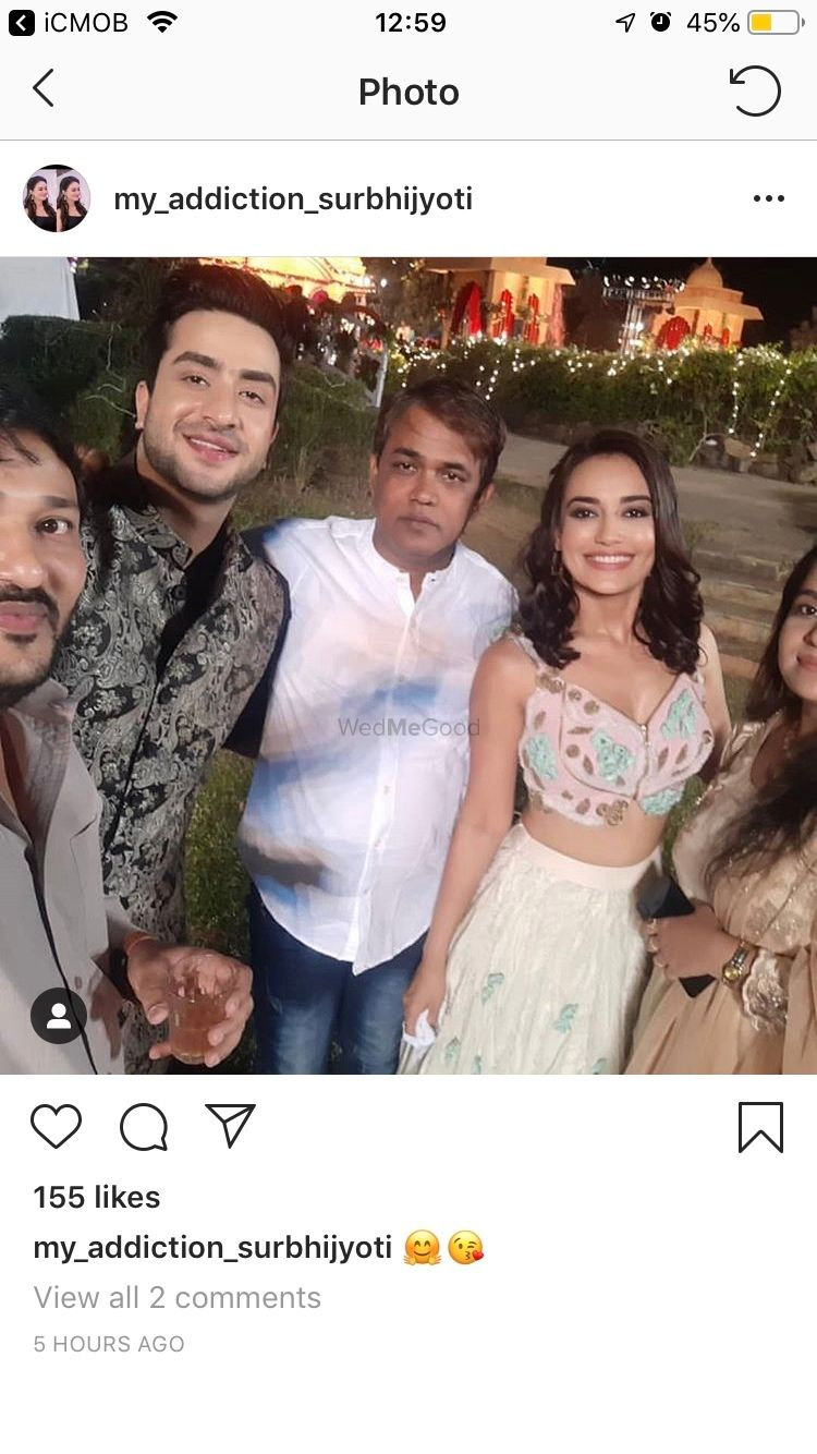 Photo From Celebs in Ankur j - By Ankur J