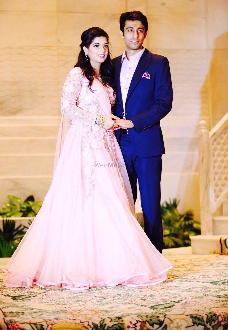 Photo From Ashna's engagement  - By Karishma Verma