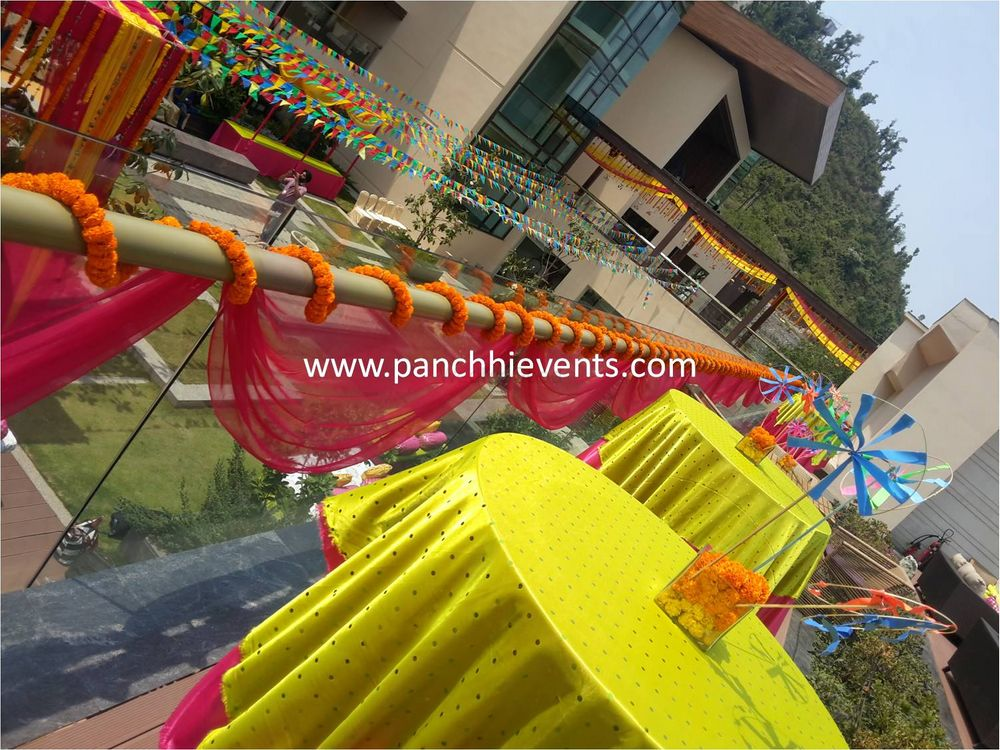 Photo From Arpit & Yashika Wedding - By Panchhi Events
