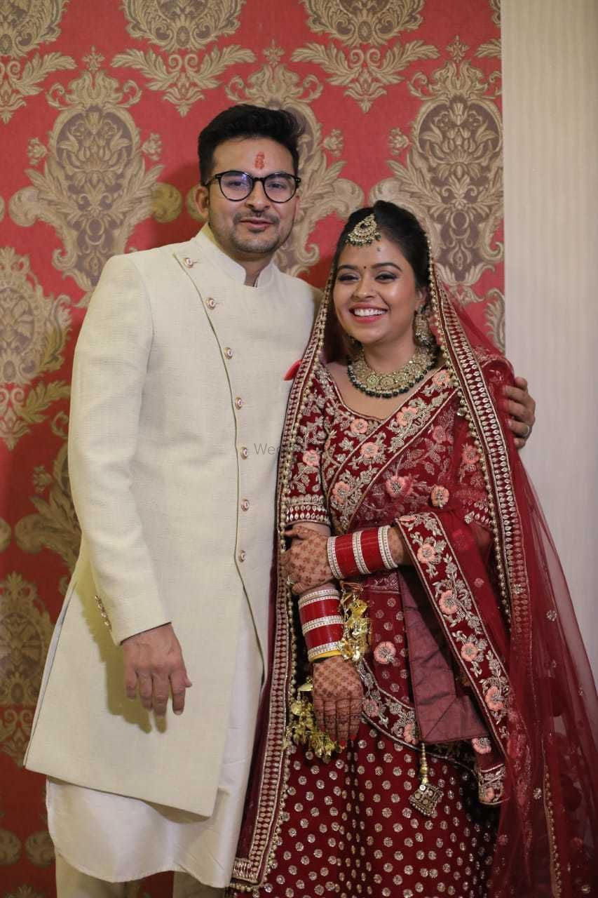 Photo From Brides by Neha Chaudhary- Richa - By Neha Chaudhary MUA