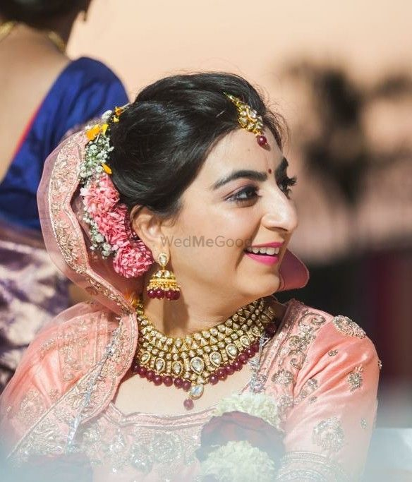 Photo From Brides by Neha Chaudhary- Saomya - By Neha Chaudhary MUA