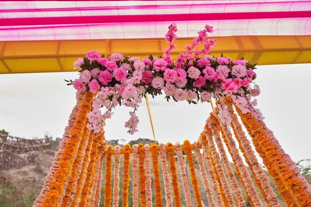 Photo From Dipika & Nikhil - By Bhairav Garh Palace Udaipur