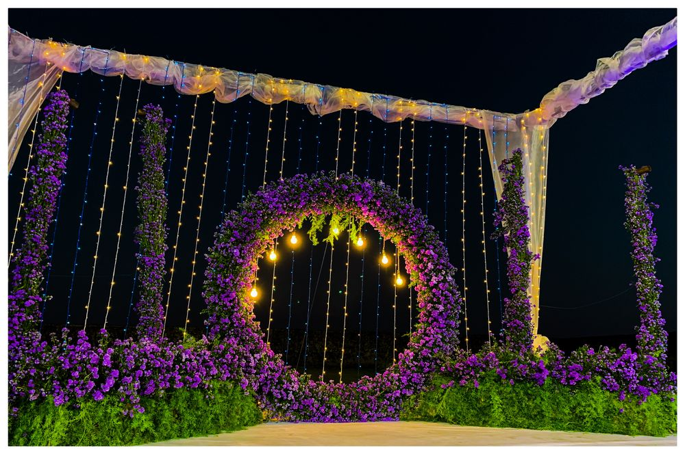 Photo From Purple beauty - By Lagna Events