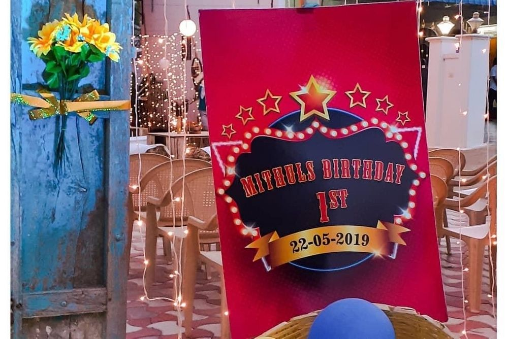 Photo From Rustic Backyard Birthday Party - By Lagna Events