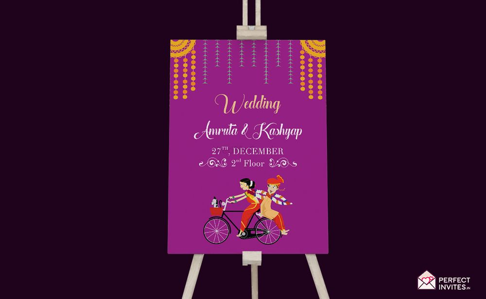 Photo From Wedding Stationery - By Perfect Invites