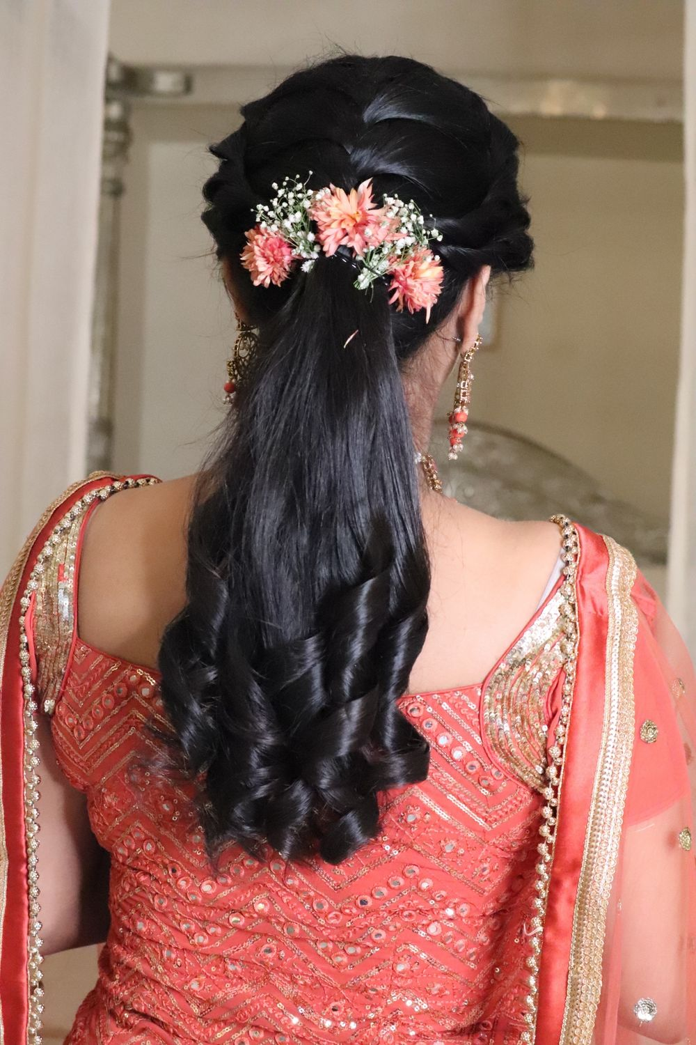 Photo From Hair styles - By Makeup by Rinki Vijay