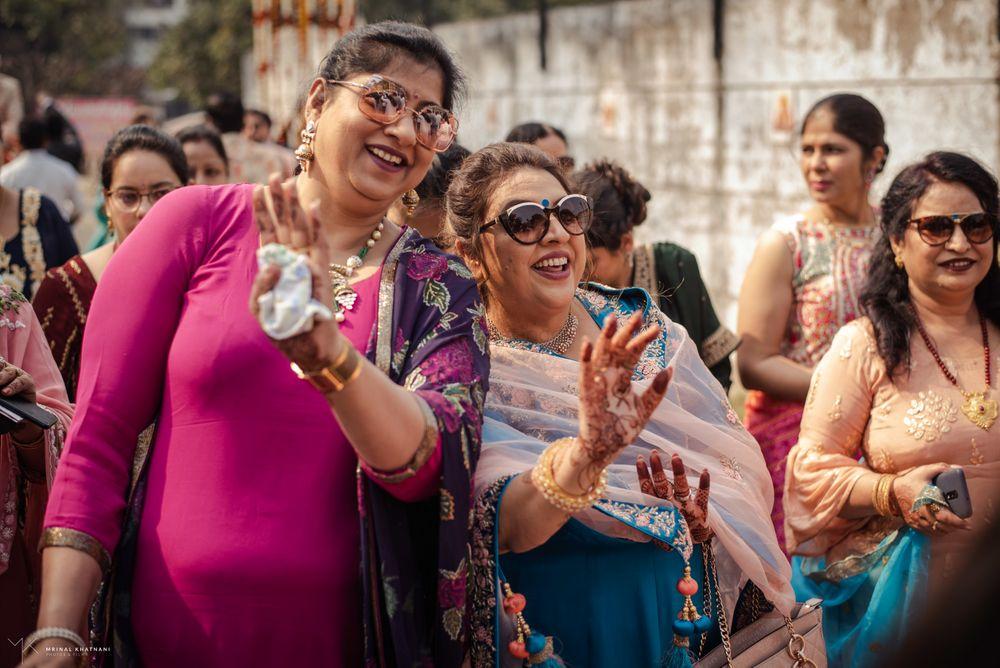 Photo From Raman & Gurbani - By Mrinal Khatnani Photos and Films