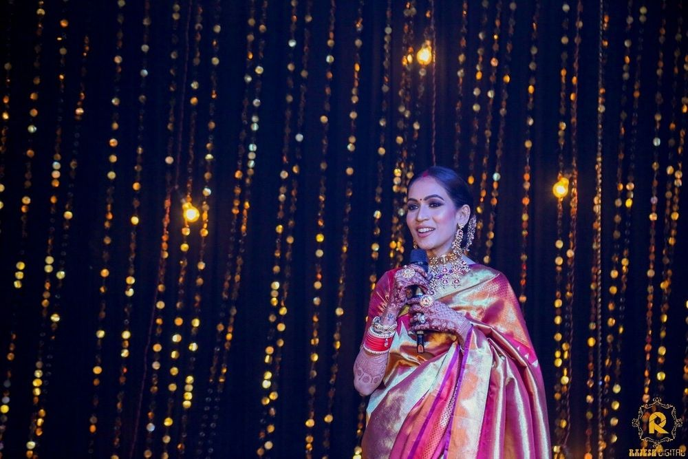 Photo From Sonakshi Arora - Reception - By Hair and Makeup by Yashika