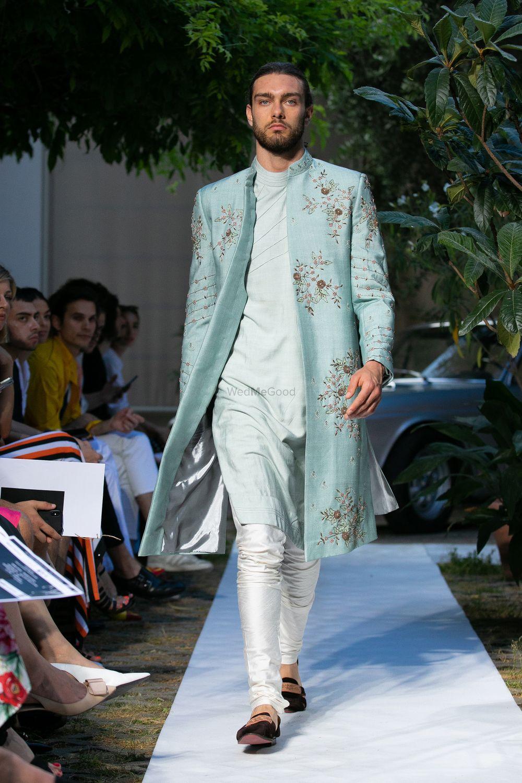 Photo From Milan Fashion Week'2019  - By Jatin Malik Couture