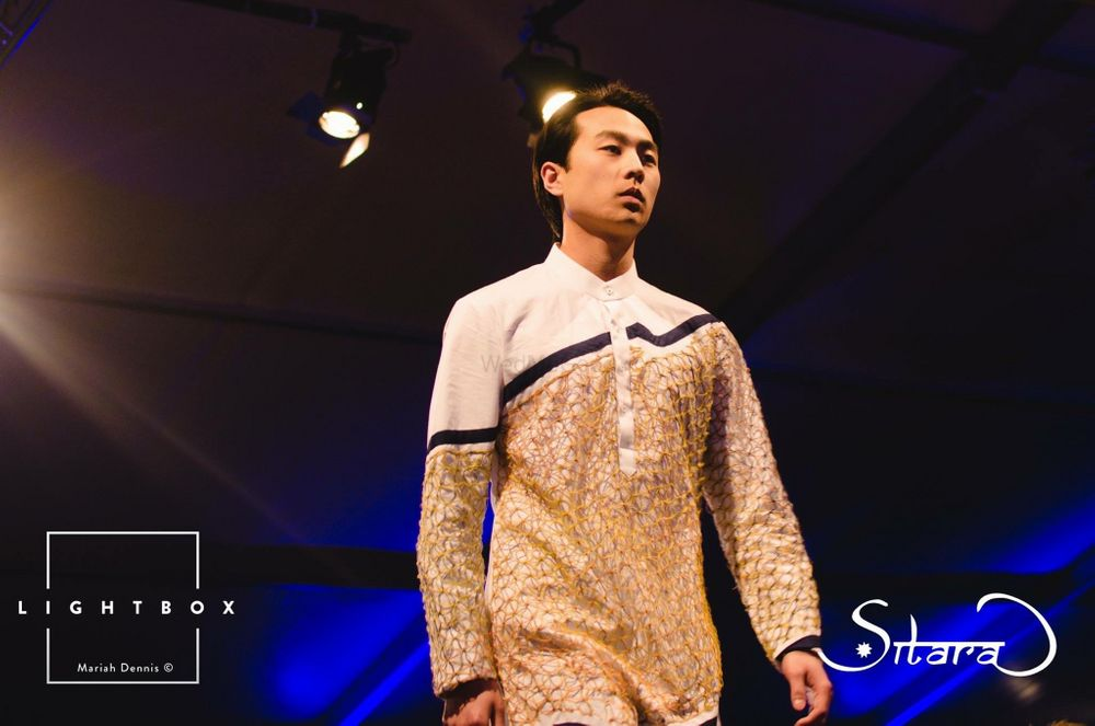 Photo From UK Fashion show - By Jatin Malik Couture