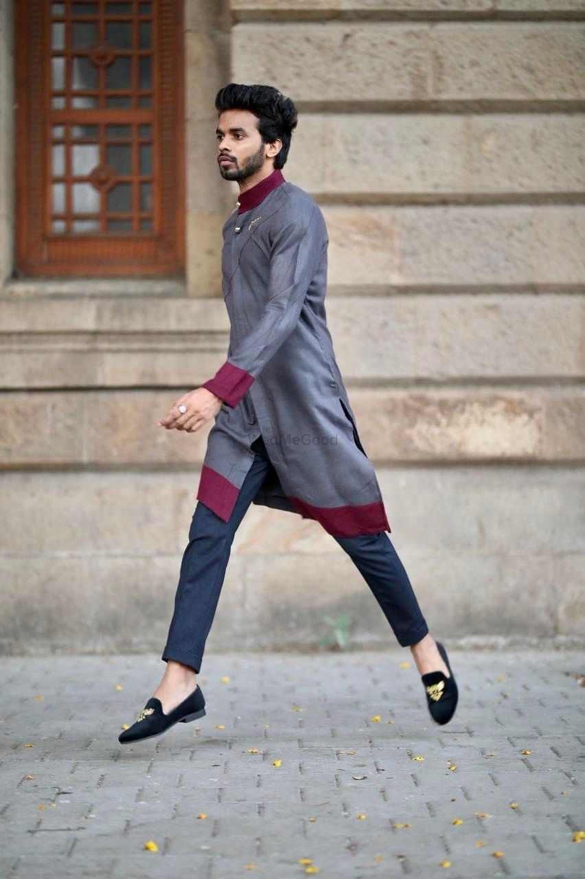 Photo From kurtas - By Jatin Malik Couture