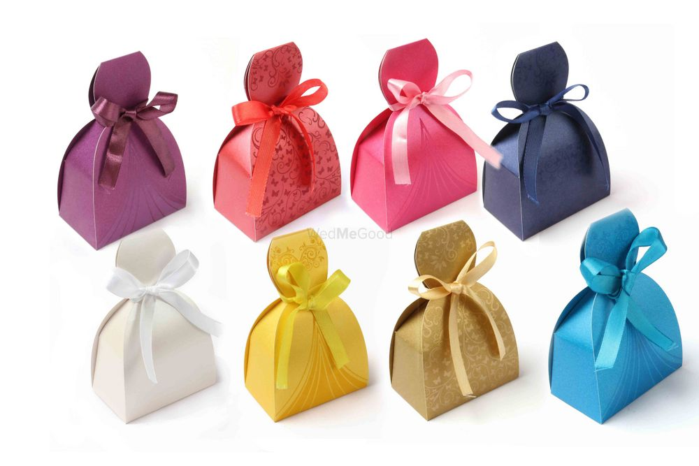 Photo From Personalised Favor & Chocolate Boxes - By Jimit Card