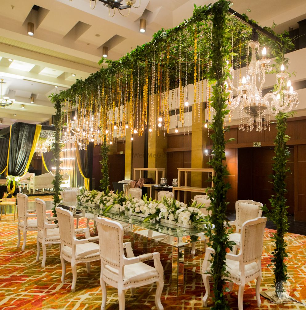 Photo From Anisha & Nishit Cocktail - By Shanqh Luxury Event Planners and Decorators
