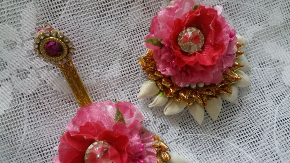 Photo From floral jewellery - By Barkaat Atelier