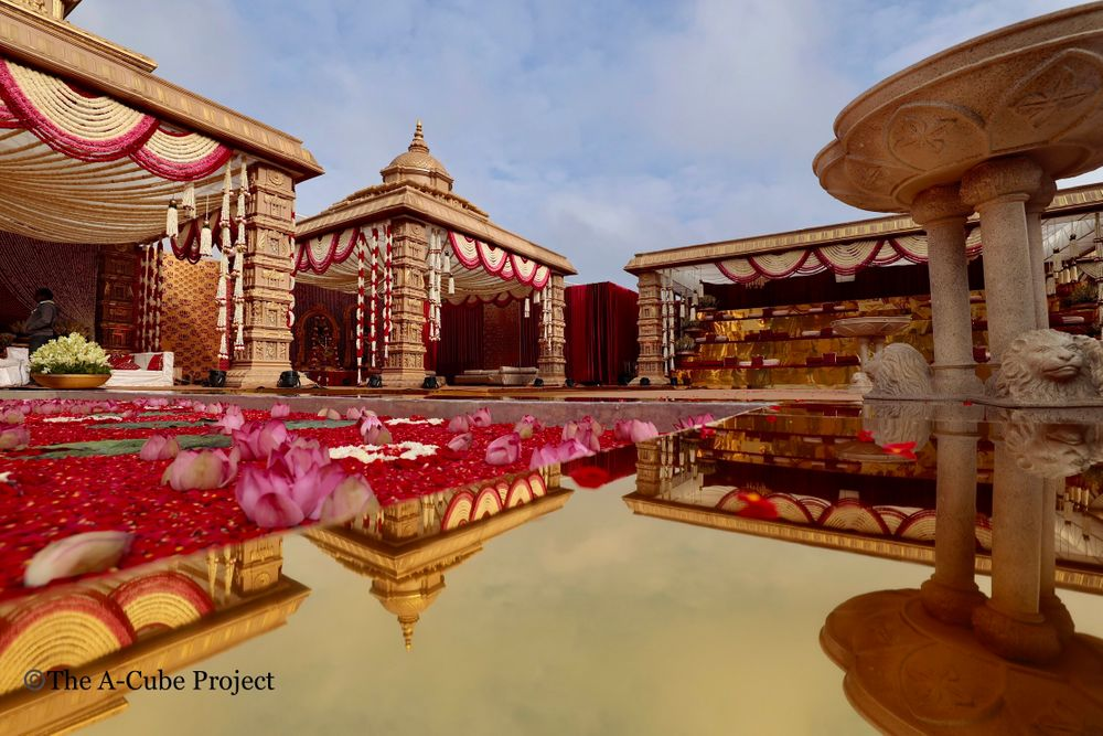 Photo From Theppakulam - By The A-Cube Project