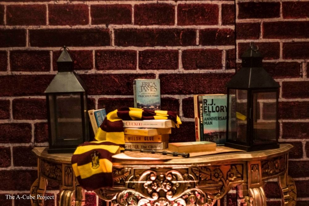 Photo From Harry Potter - By The A-Cube Project