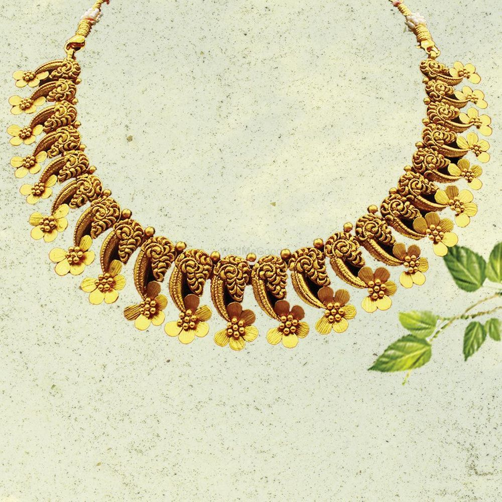 Photo From Antique Gold - By Bhagat Jewellers