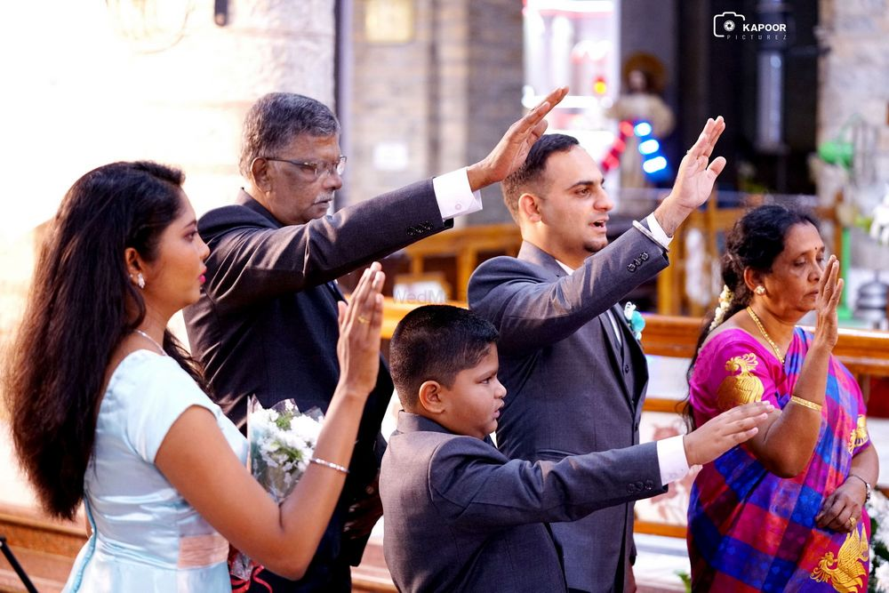 Photo From Christian Wedding - By Kapoor Picturez