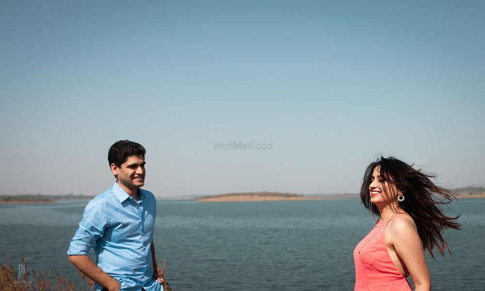 Photo From Aditi & Rohit - By Nimitham Wedding Photography