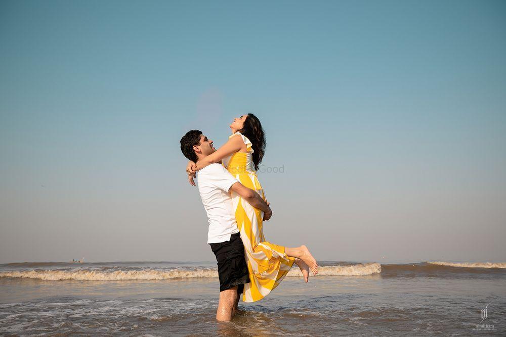 Photo From Aditi & Rohit - By Nimitham Wedding Photography