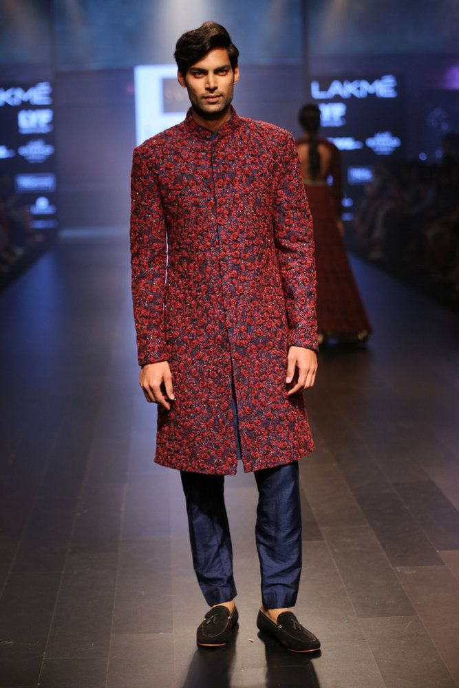 Photo From Mon Pase at Lakme Fashion Week Winter Festive'16 - By SVA by Sonam and Paras