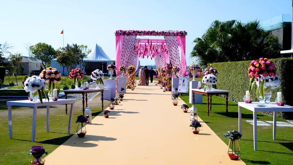 Photo From Vijeta Weds Deepak - By Bells N Blooms