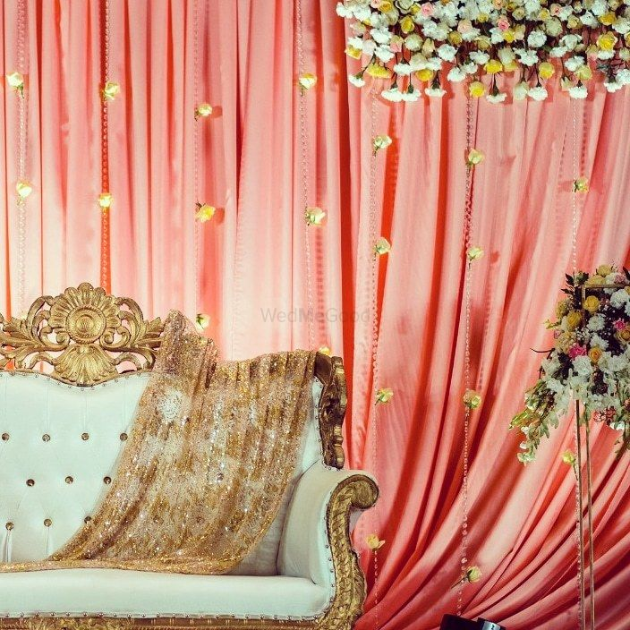Photo From Reception Day Decor - By Shubharambh productions pvt ltd