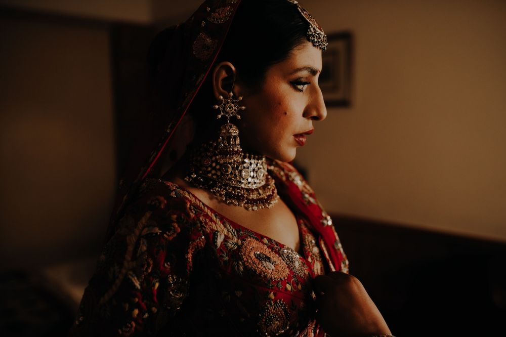 Photo From sonakshi bridal mehendi at jaypee siddhartha hotel - By Shalini Mehendi Artist