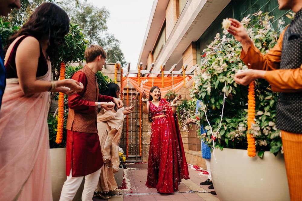 Photo From sonakshi bridal mehendi at jaypee siddhartha hotel - By Shalini Mehendi Artist