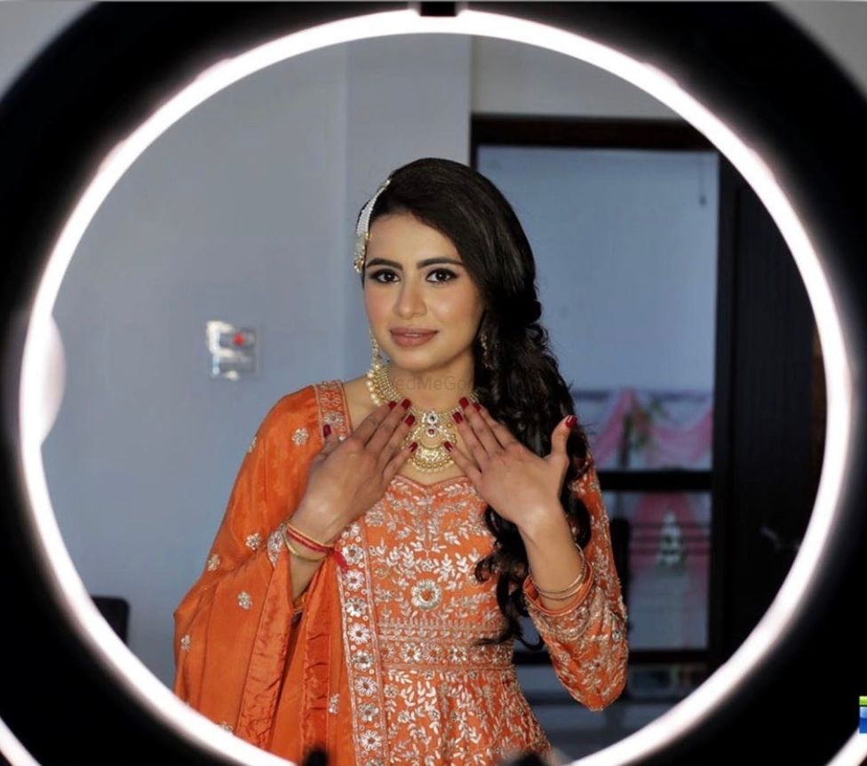 Photo From Bridal looks 2020 - By Makeup By Nav Brar