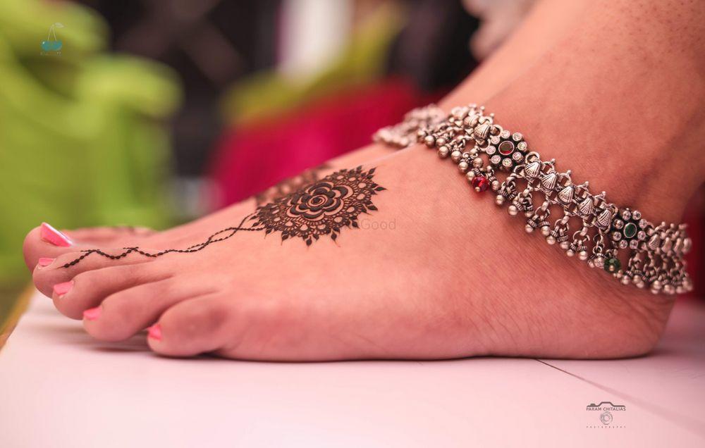 Photo From Ravina & Anish (Mehndi) - By Bluecherry Entertainment