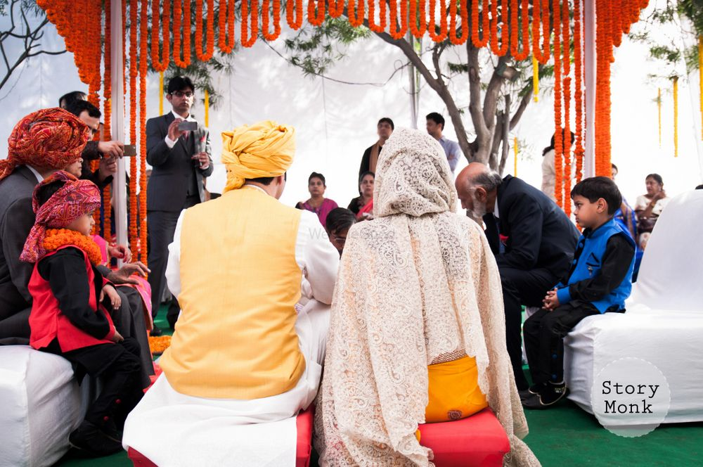 Photo From N+S (An Intimate Wedding) - By Story Monk