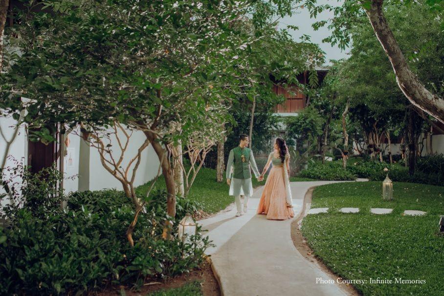 Photo From Aseem & Joyreeta  - By The Palayana Hua Hin