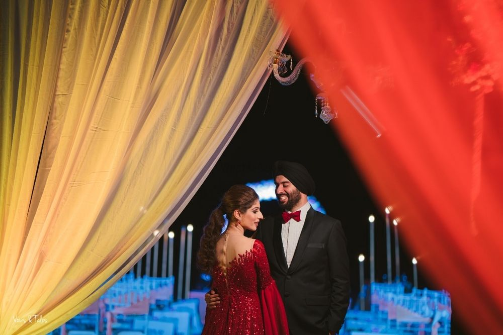 Photo From Goa Wedding reception  - By AH Production & Entertainment