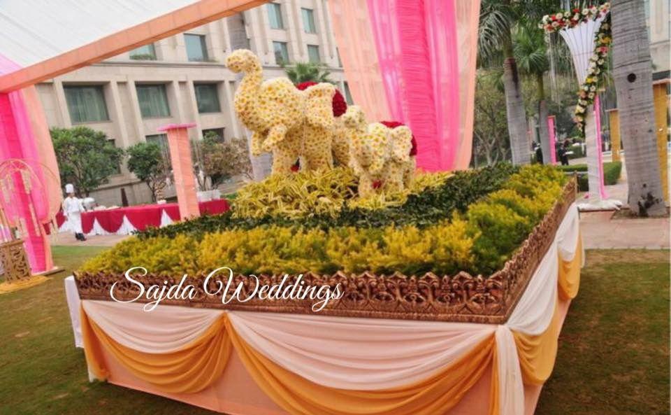 Photo From Simran's Daylight Knot - By Sajda Weddings