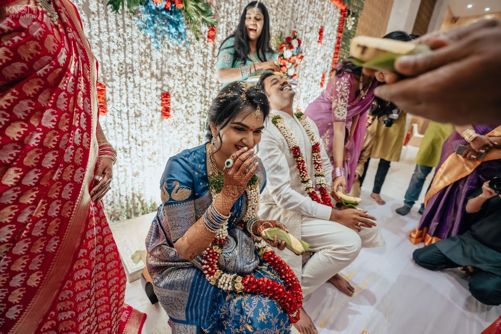 Photo From Kishan & Sindhu - By Knotty Affair by Namit & Vipul