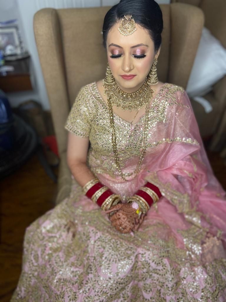 Photo From Akaksha  - By Makeup by Eva Gill
