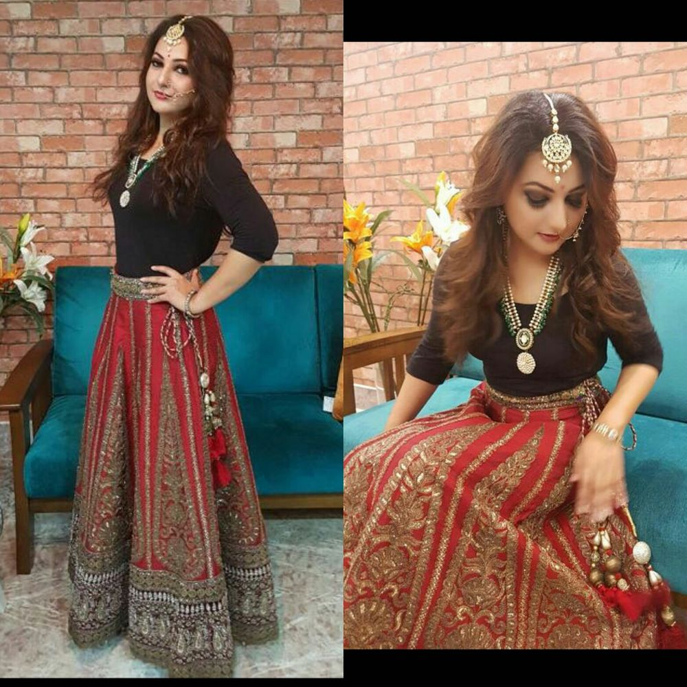 Photo From celebrities and glamourous brides - By Richa and Swati