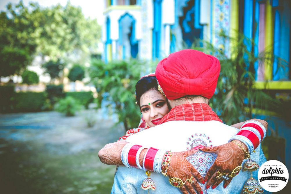 Photo From Satwinder + Amandeep - By Dolphin Photography
