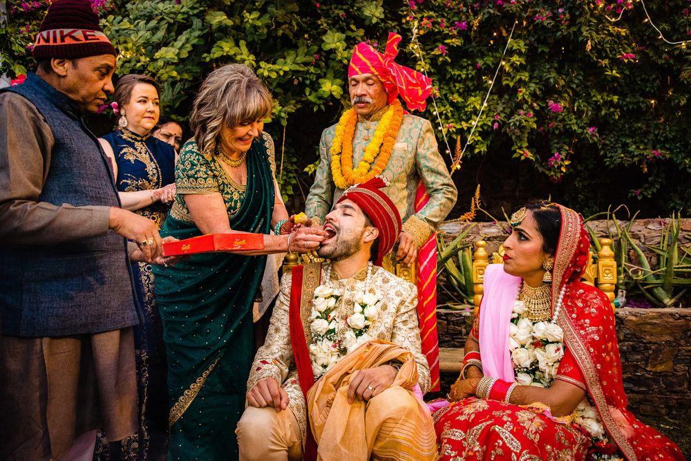 Photo From Vidushi & Evan - By Ankit Goel