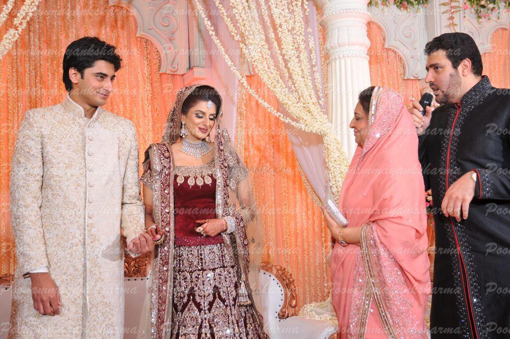Photo From Aisha and Asim - By Poonam Mayank Sharma