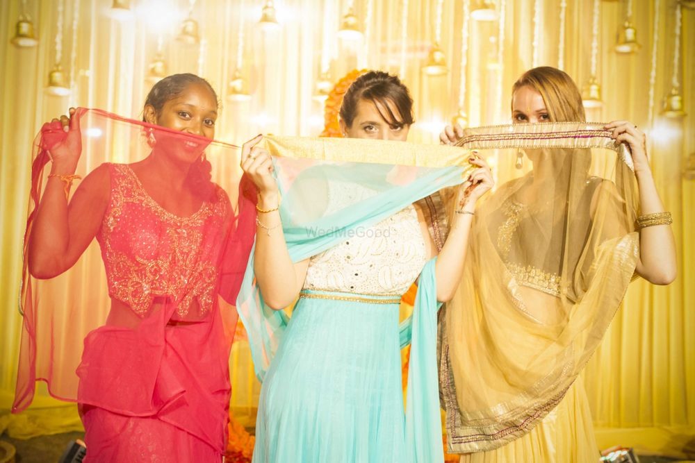 Photo From Varun + Mathilde Blended Indian & French Wedding - By Slice of Life Pictures